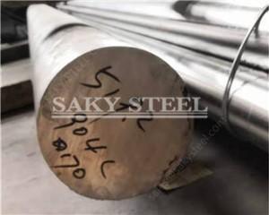 904Л од нерђајућег челика бара