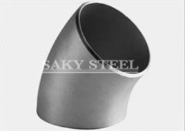 ASME B16.9 SS 45 ° Short radius Elbow