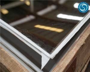 Mirror Stainless Steel Sheet