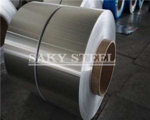 Pepa alumini Coil