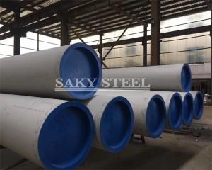 large diameter Seamless Stainless Steel Pipe tube