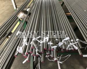 UNS S31803 F51 Duplex Bar faataamilo Steel