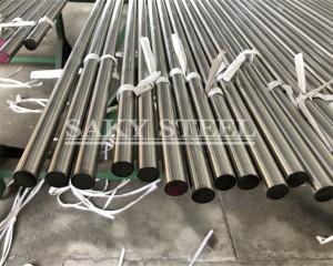 UNS S31803 F51 Duplex Steel Round Bar