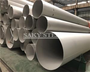 grosso calibro acciaio inossidabile tubo saldato