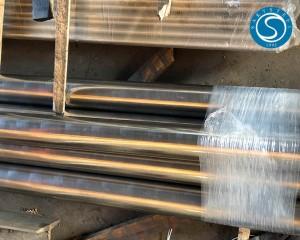 SUS hairline brush 310 Stainless Steel Round Bar