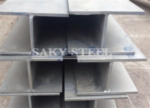 Stainless Steel I H Beam Bar