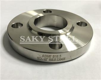 Stainless steel Slip-On Welding Flanges