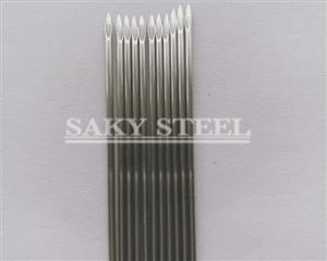Faagaau Stainless nila Steel