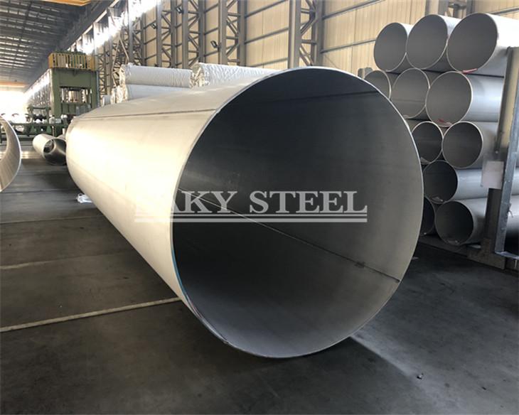 groot kaliber roestvrij staal gelaste buizen Featured Image