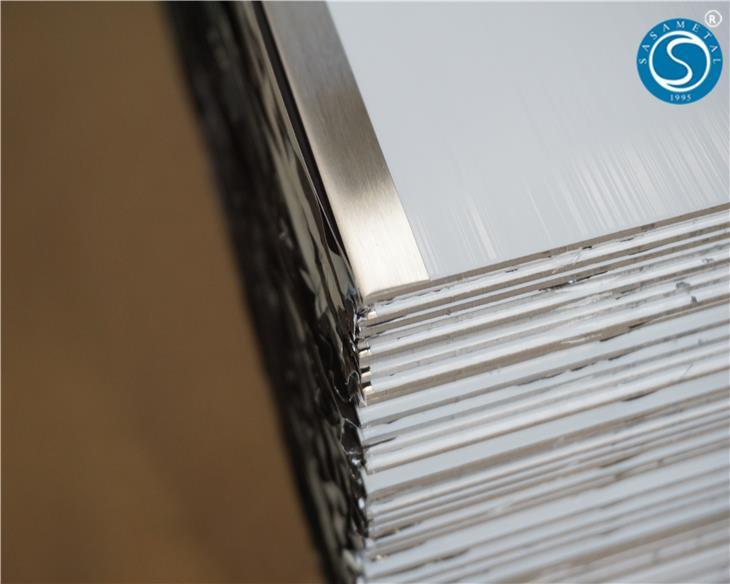 2B BA Stainless Steel sheet