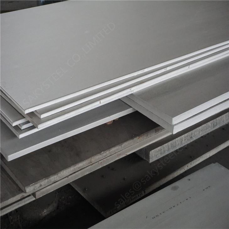 "18ga 304 2B Stainless Steel Sheet Plate  4/"" x 4/"""