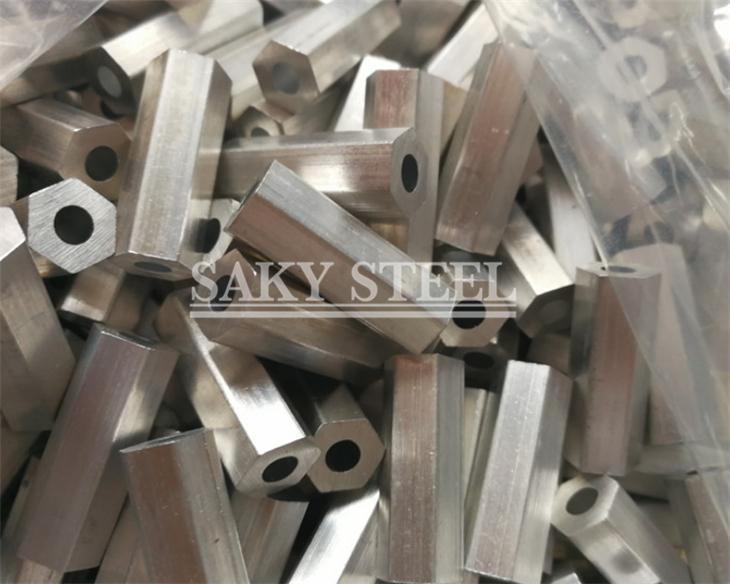 stainless steel hexagonal hollow rod (6)