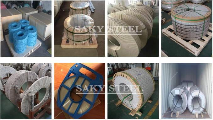 304 stainless steel strip package