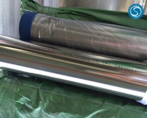304 Stainless Steel Tube Welding